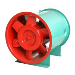 HTF系列消防高温排烟专用风机