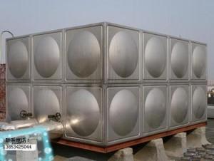 装配式不锈钢水箱