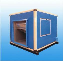HTFC低噪声消防通风(两用)柜式离心风机